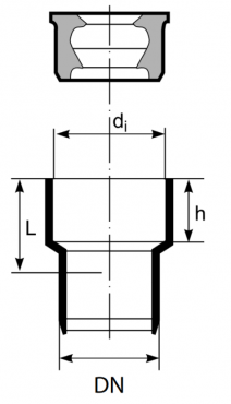 złączka do rur metalowych